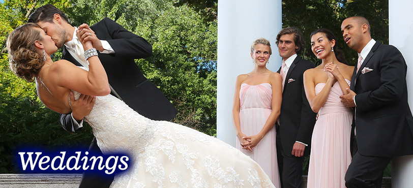 Latest Wedding Tuxedo & Suit Styles
